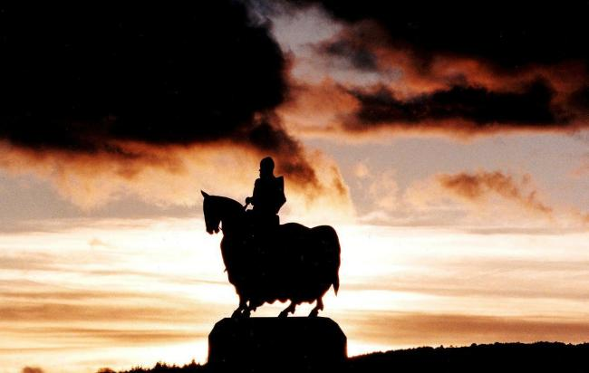 Robert the Bruce's Bannockburn hill designated as conservation site