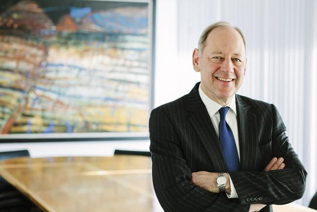 Simon Mackintosh, chairman Turcan Connell