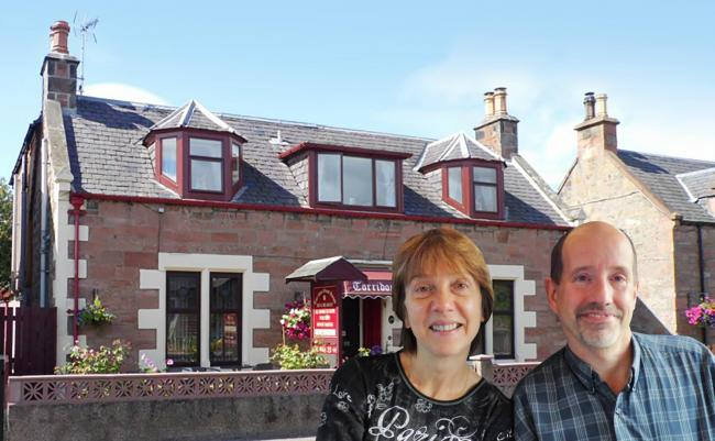 American B&B owners unhappy after being told to leave Scotland