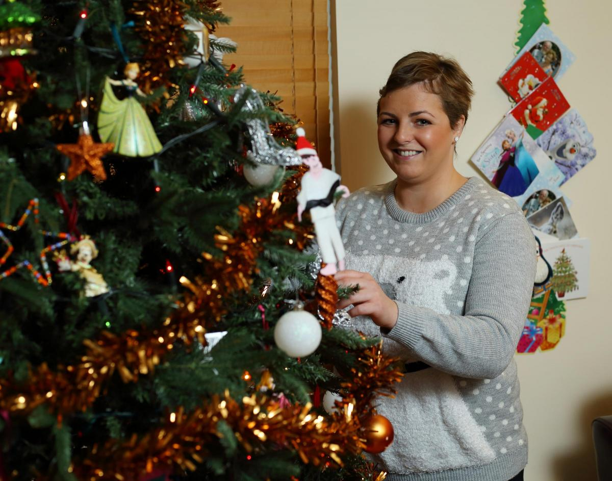 Christmas miracle: Injured judo star Stephanie Inglis reflects on ...