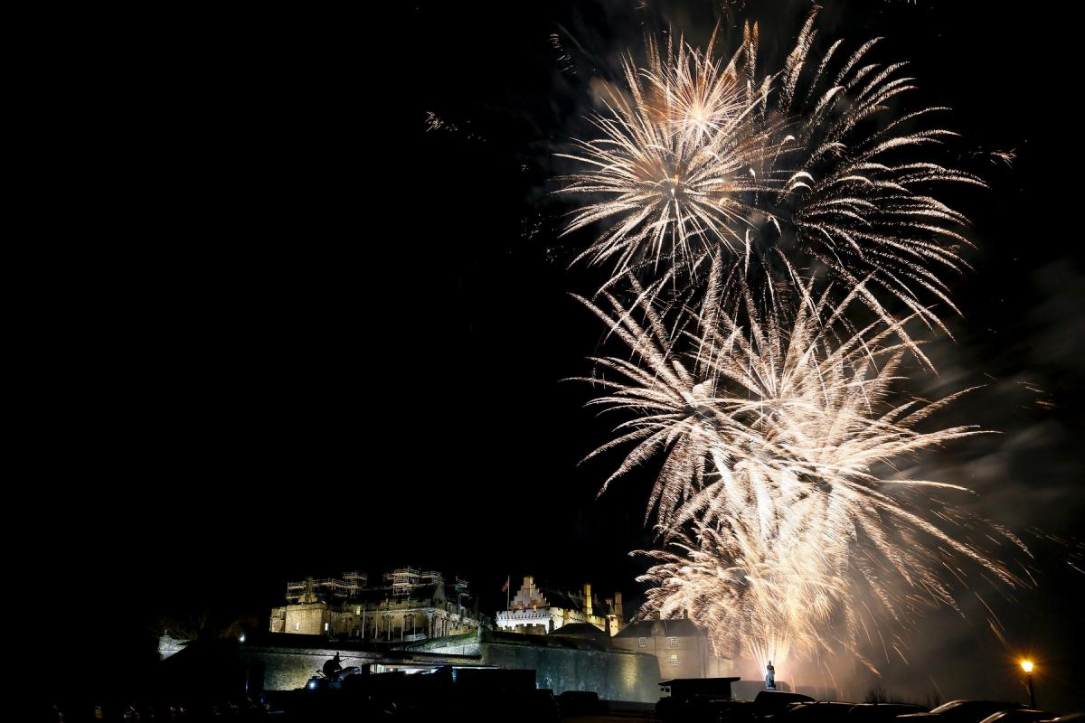 Scotland prepares for hogmanay celebrations 2018 heraldscotland scotland at new year the only party on earth with 55 million guests m4hsunfo