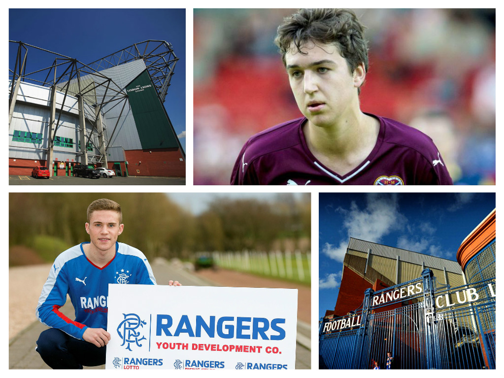 Five youngsters who could make waves in Scottish football in 2017