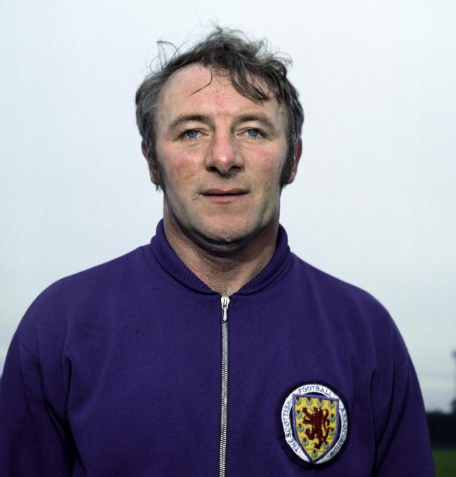 Former Scotland manager Tommy Docherty is still going strong at 88 years old