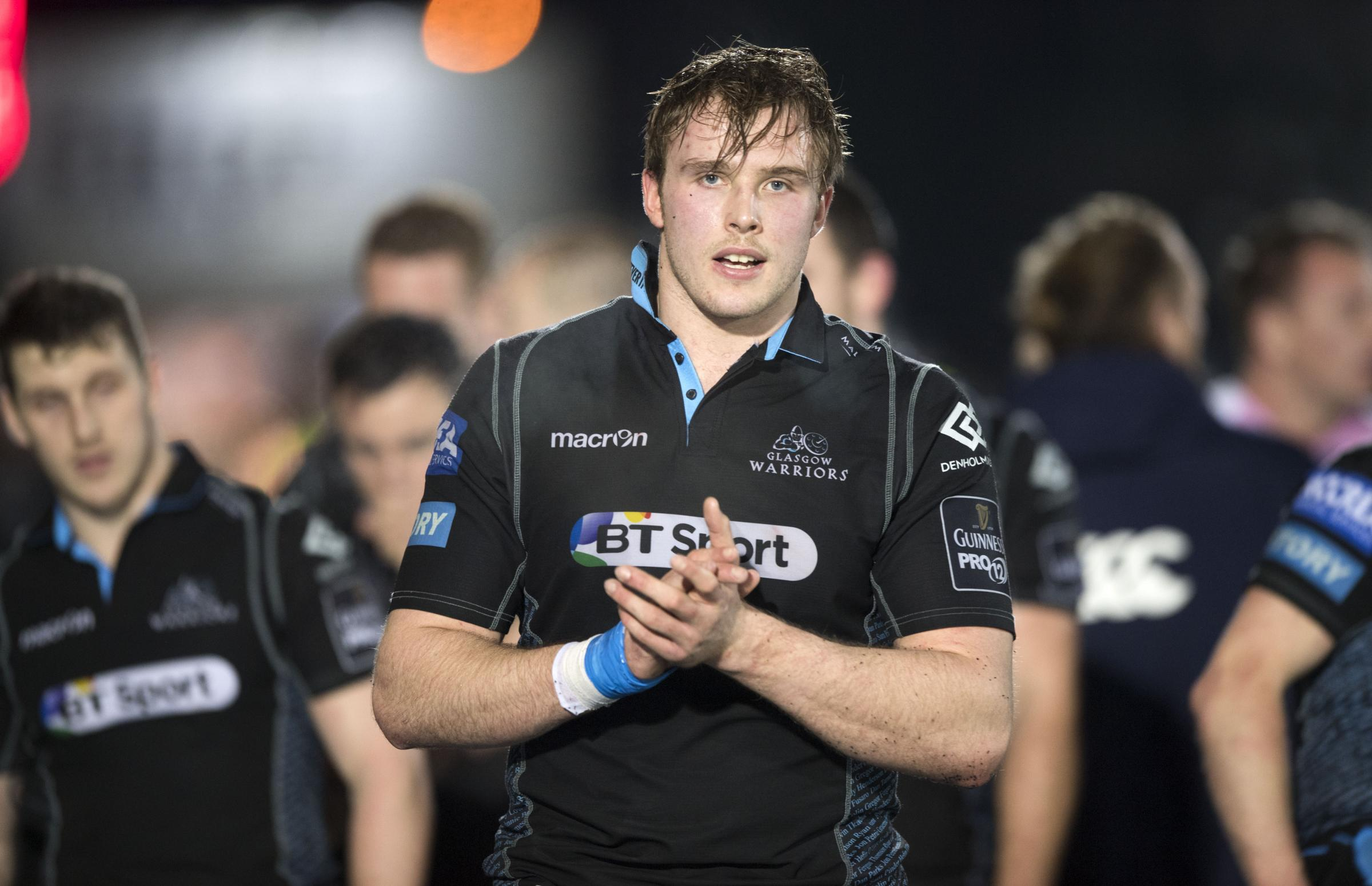 jonny gray height