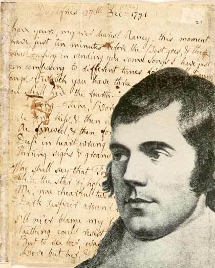 Robert Burns.