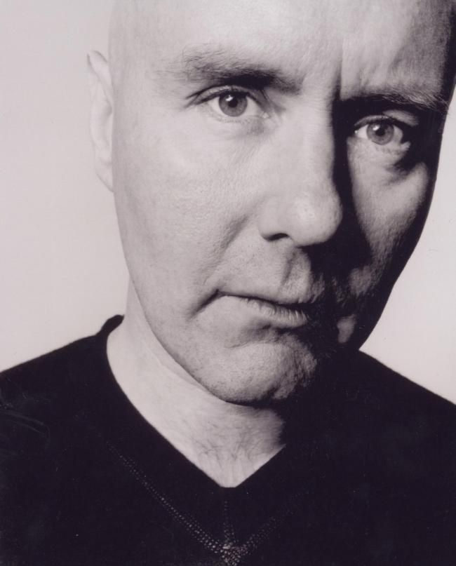 Irvine Welsh, photograph by Rankin