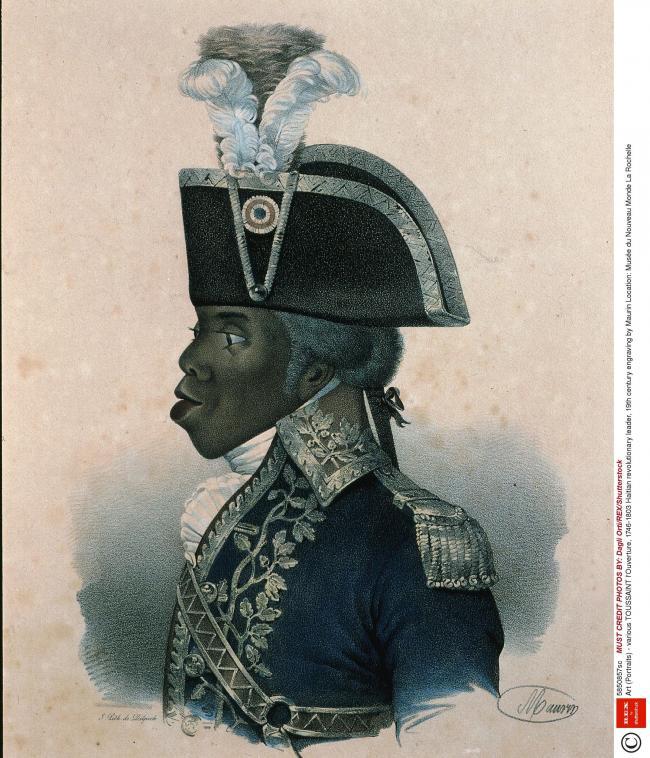 toussaint louverture a revolutionary life