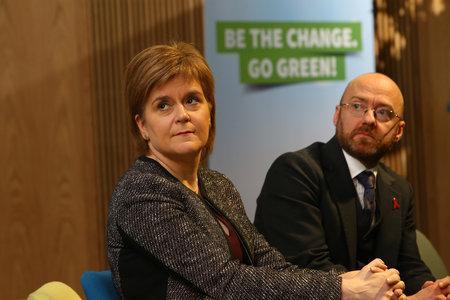 Greens rule out electoral pact with SNP
