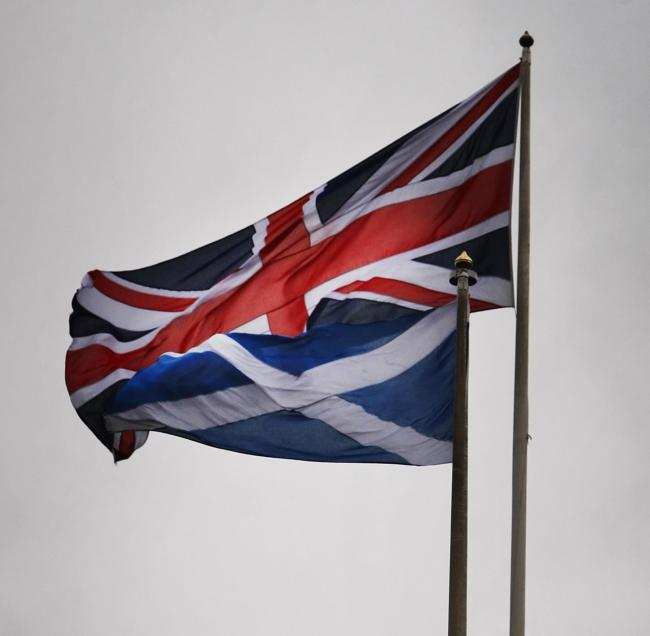 Town in Netherlands replaces Union Jack with Saltire in EU flag line-up