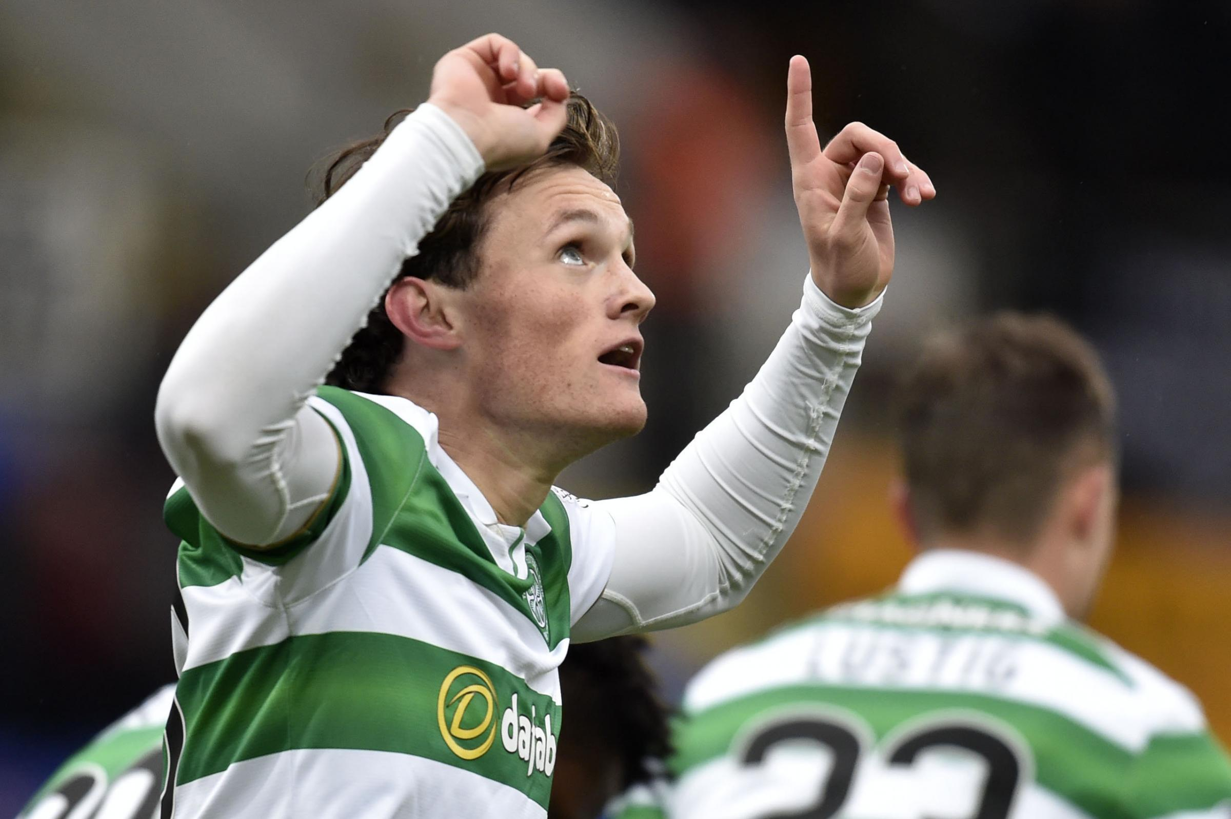 Apprenticeship over for Liam Henderson who has sights set only on Celtic starting spot