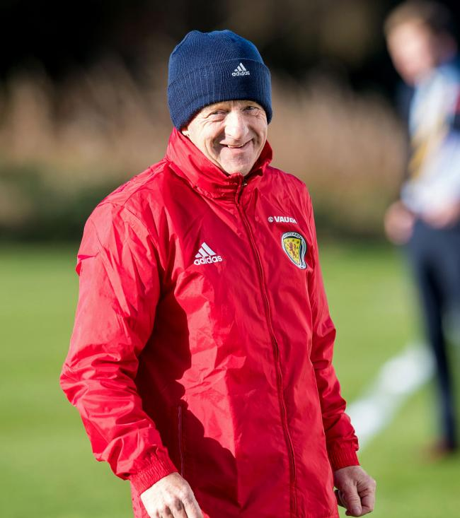 3147c589c0847 Gordon Strachan on growing up in Muirhouse