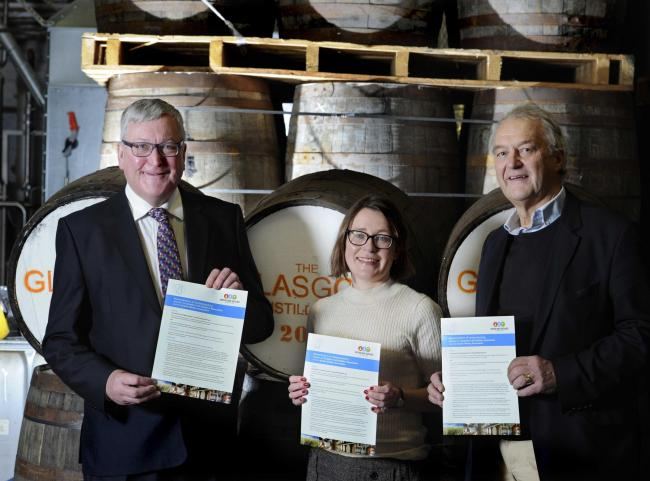 Scotch Whisky Assoc Team Up With SCDA
