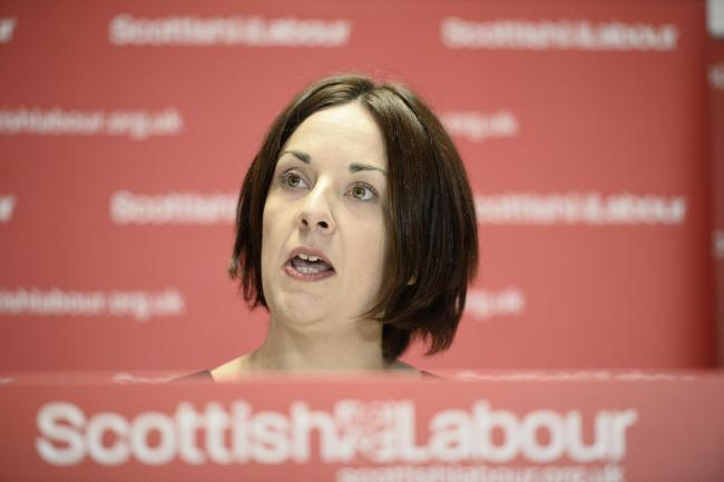 Dugdale fleshes out Scottish Labour federalism plan