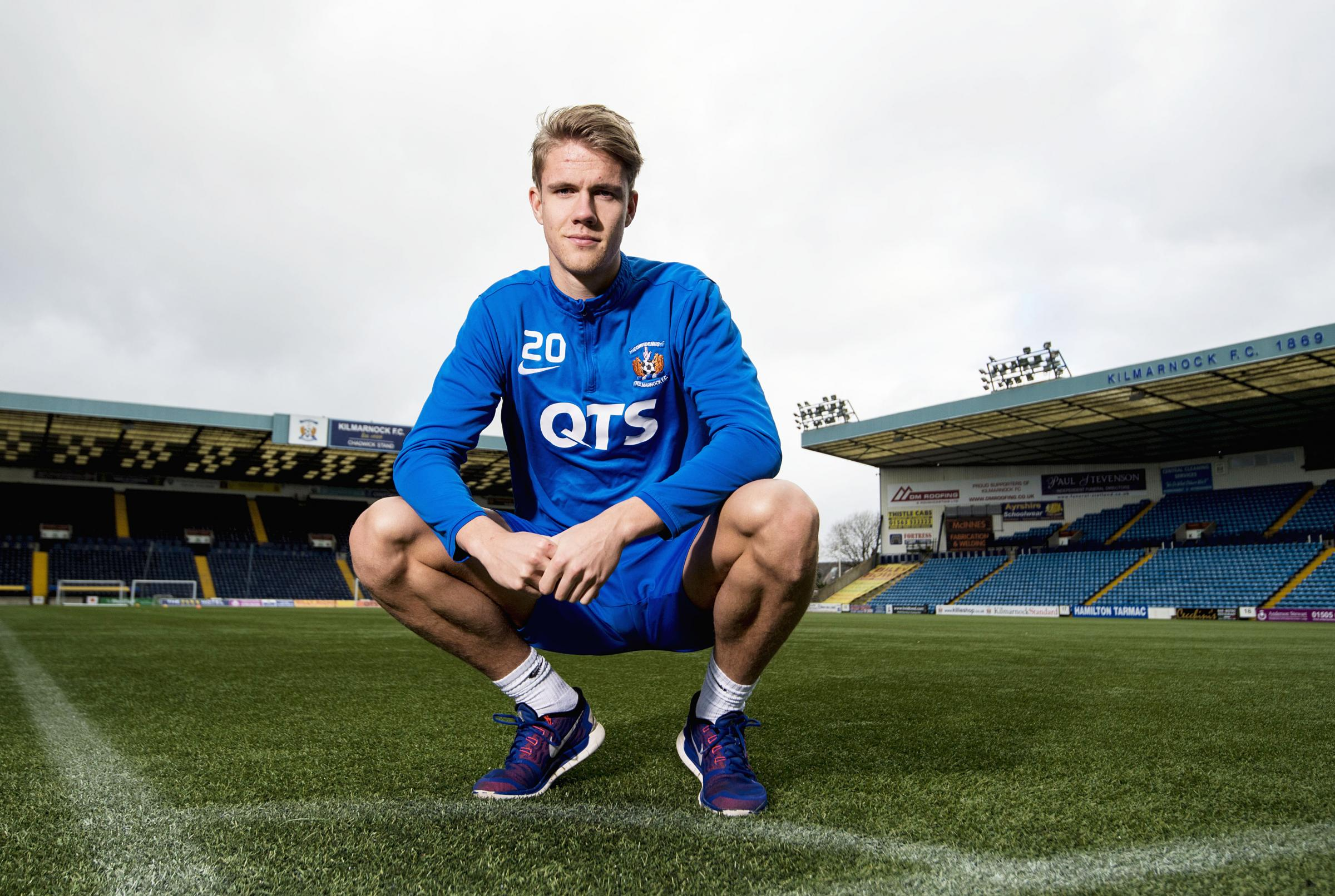 My future still lies at Celtic says Kilmarnock loan Bhoy Kristoffer Ajer