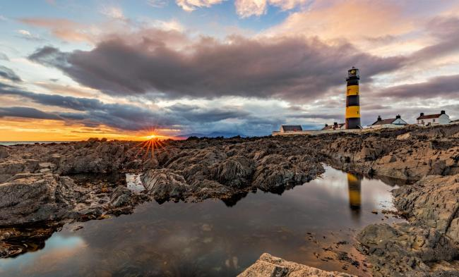 The lighthouse at St John's Point, Coney Island. Photograph: Shutterstock