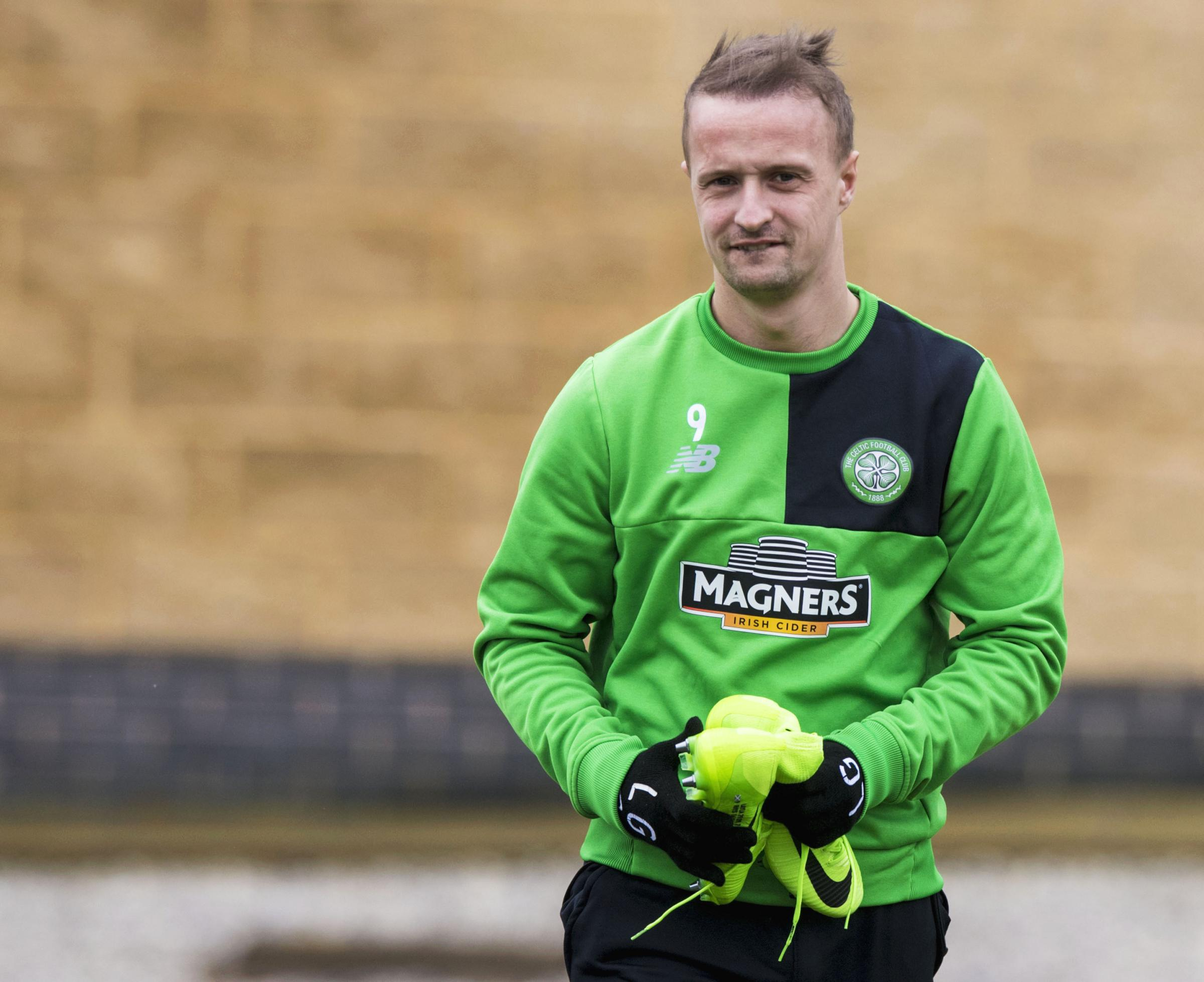 Celtic playing the long game with Leigh Griffiths to ensure he doesn't break down again