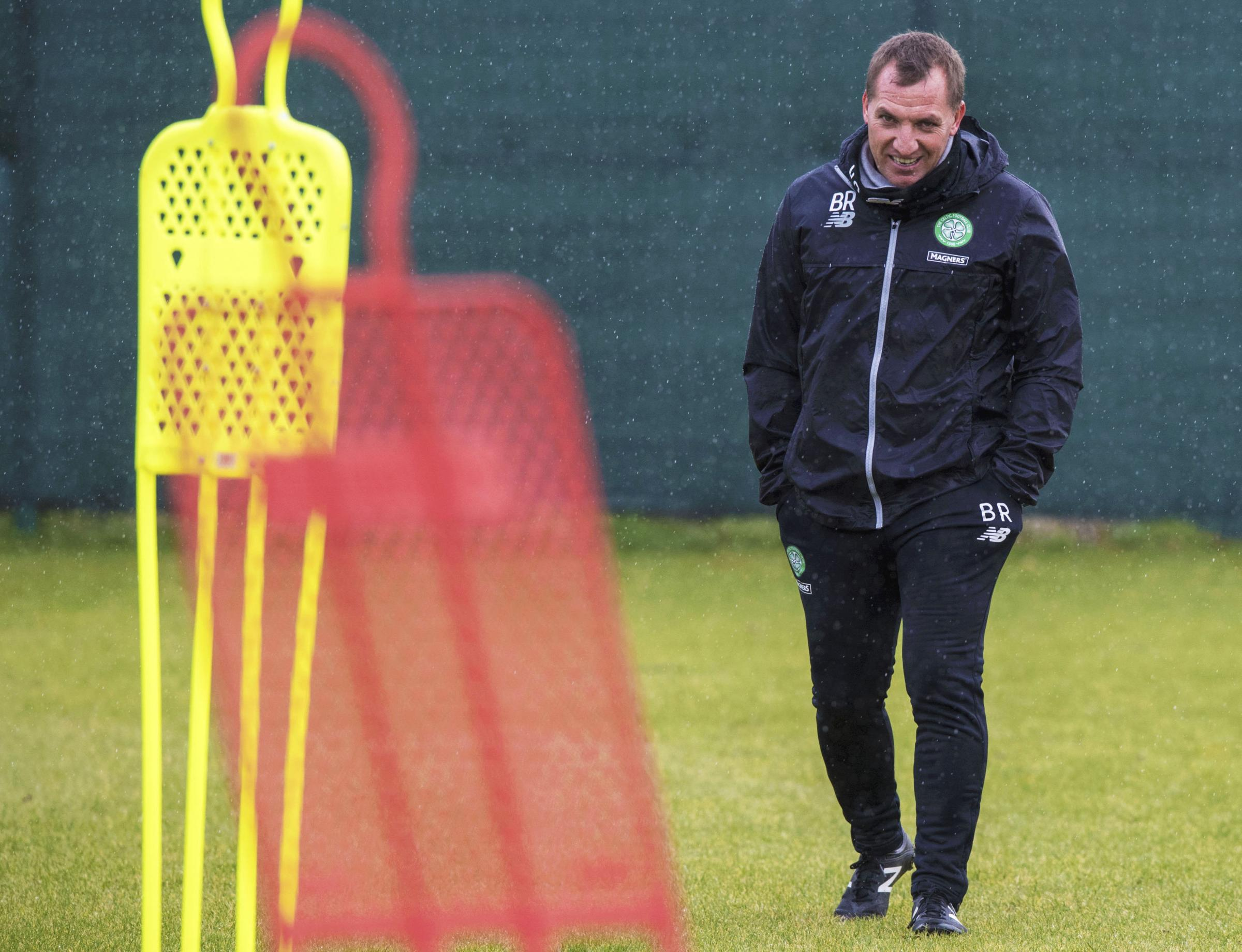 """Rodgers wants new Celtic chief scout to """"know a player"""" as appointment draws closer"""