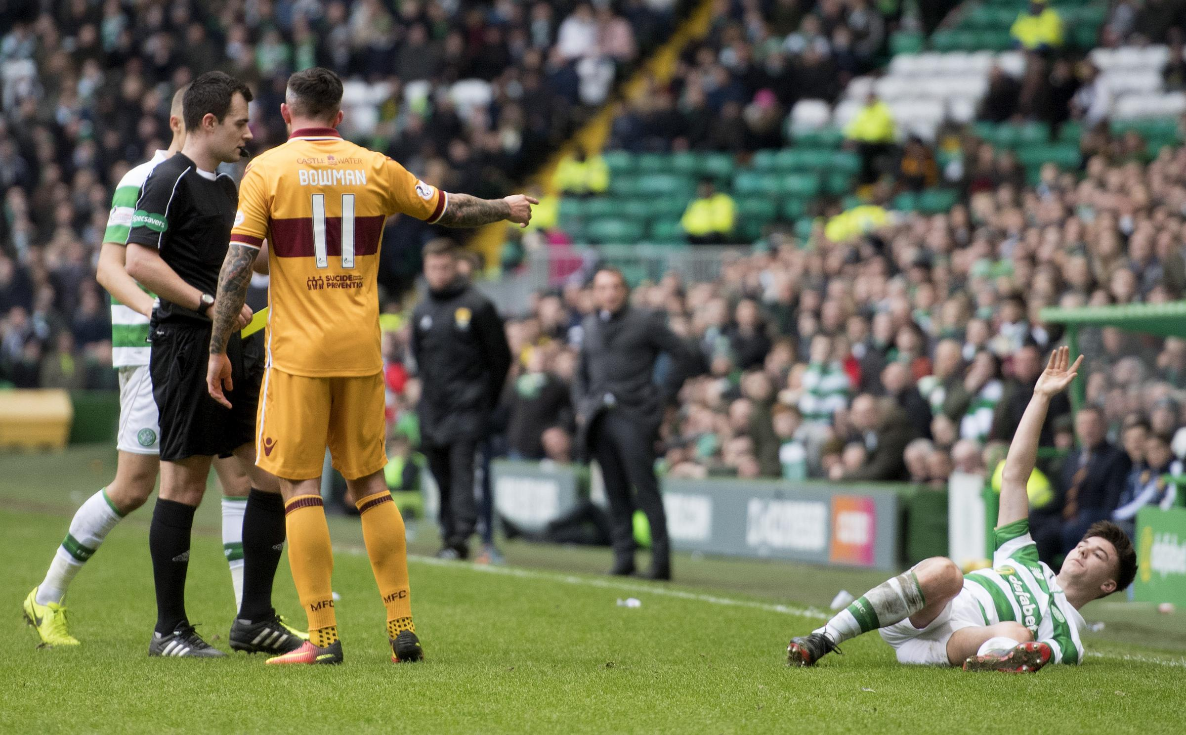 I know how the boot boys feel, says Scott Brown