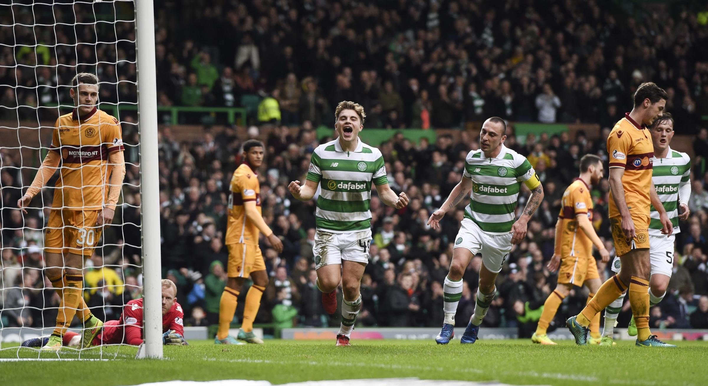 James Forrest glad to sacrifice Celtic style for points
