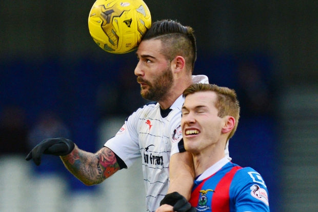 Impressive Jamie McCart hopes to keep Inverness jersey for Rangers showdown