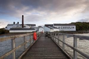 Lagavulin remembers its debt to peat