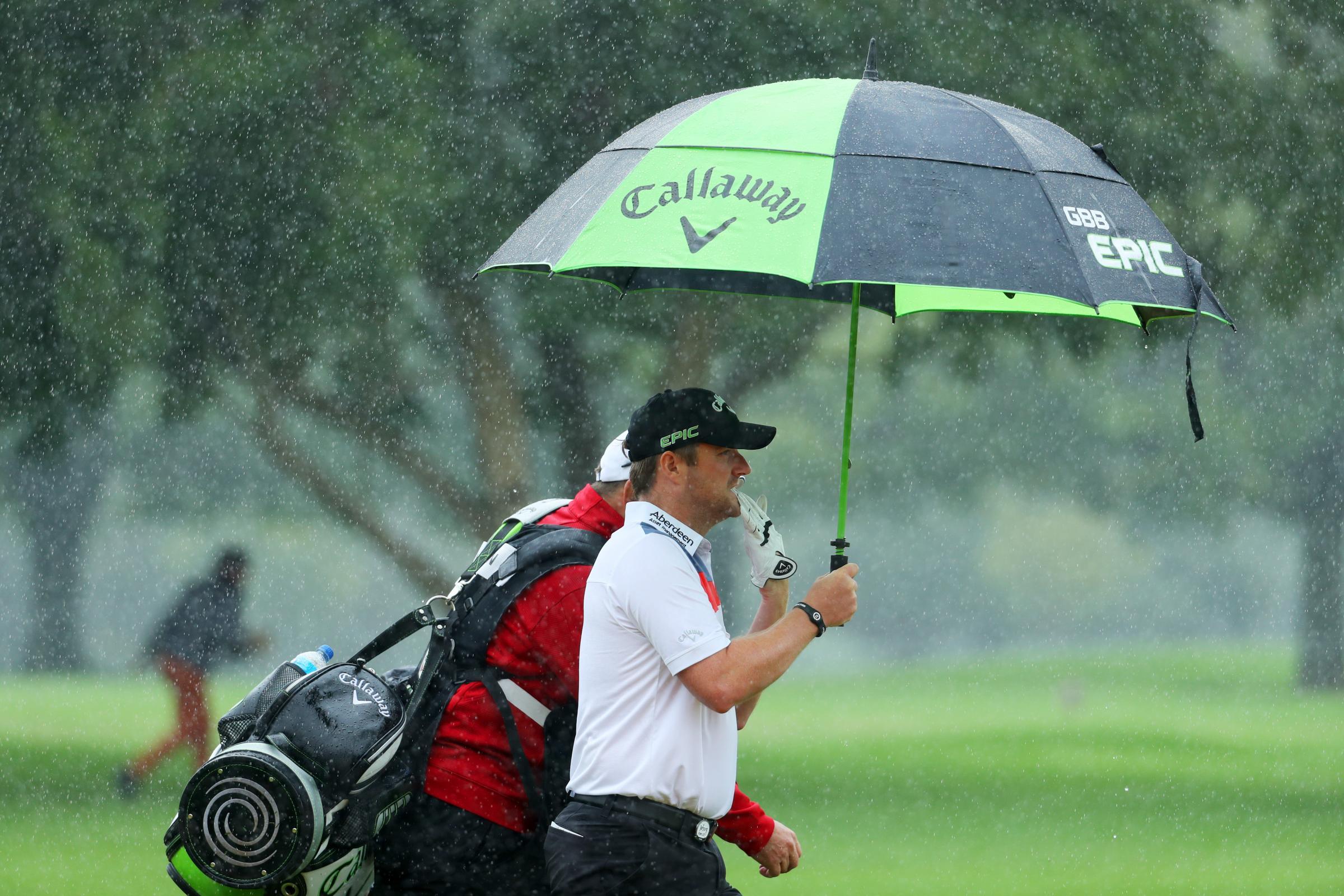 Marc Warren Makes Solid Start In Rain Delayed Joburg Open