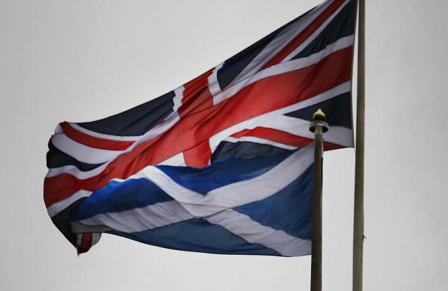 A Saltire and a Union flag (Danny Lawson/PA Wire)