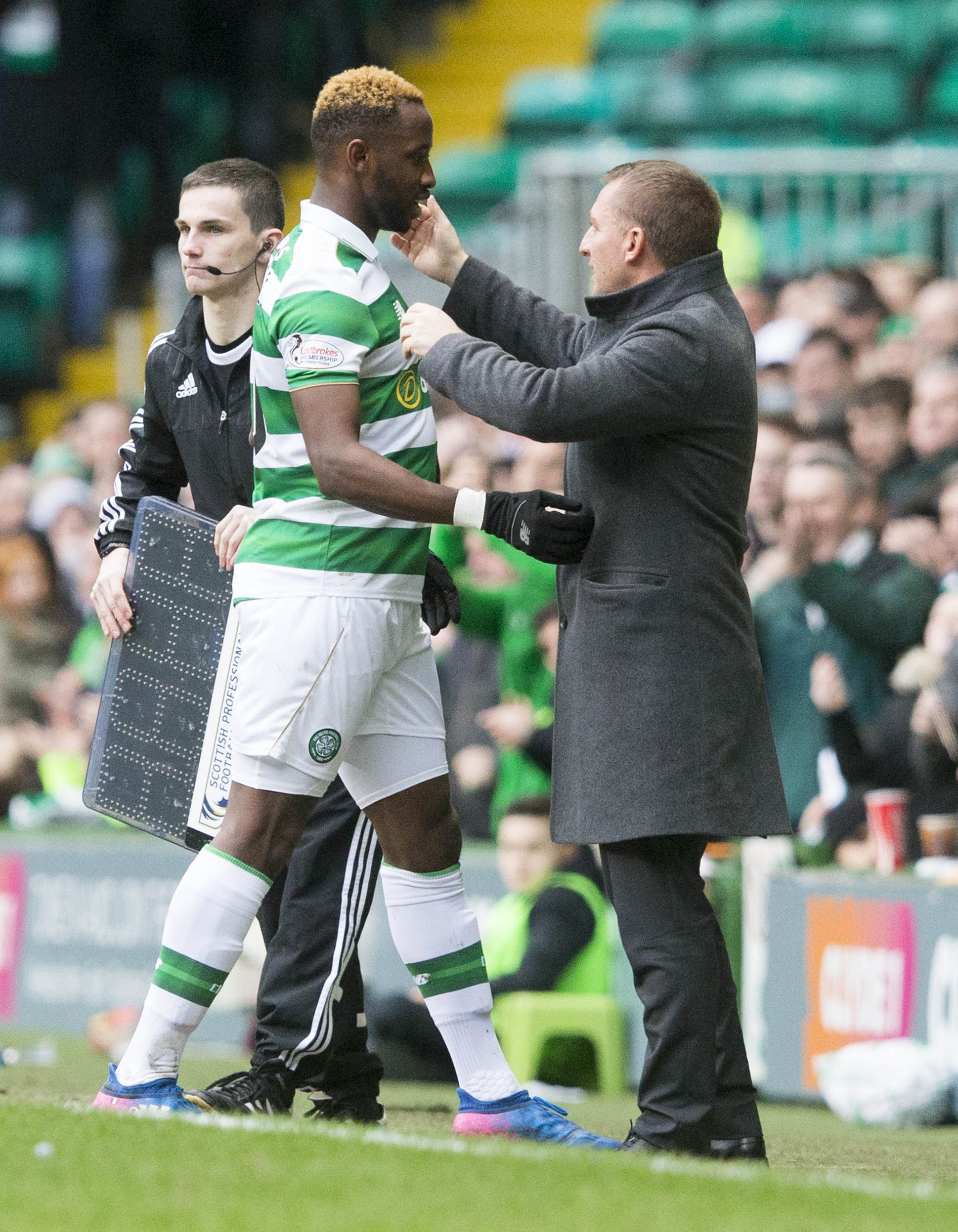 Celtic 2, Hamilton 0: Moussa Dembele at the double as Celtic extend unbeaten domestic run to 32 games