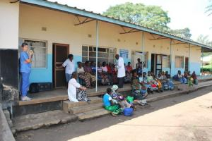 Malawi has high rates of the parasitic disease, shistosomiasis