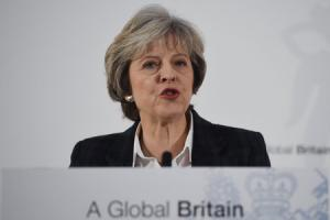 May urges voters to send message to SNP on second referendum