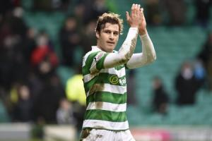 Celtic's Erik Sviatchenko wants to keep his place in the team