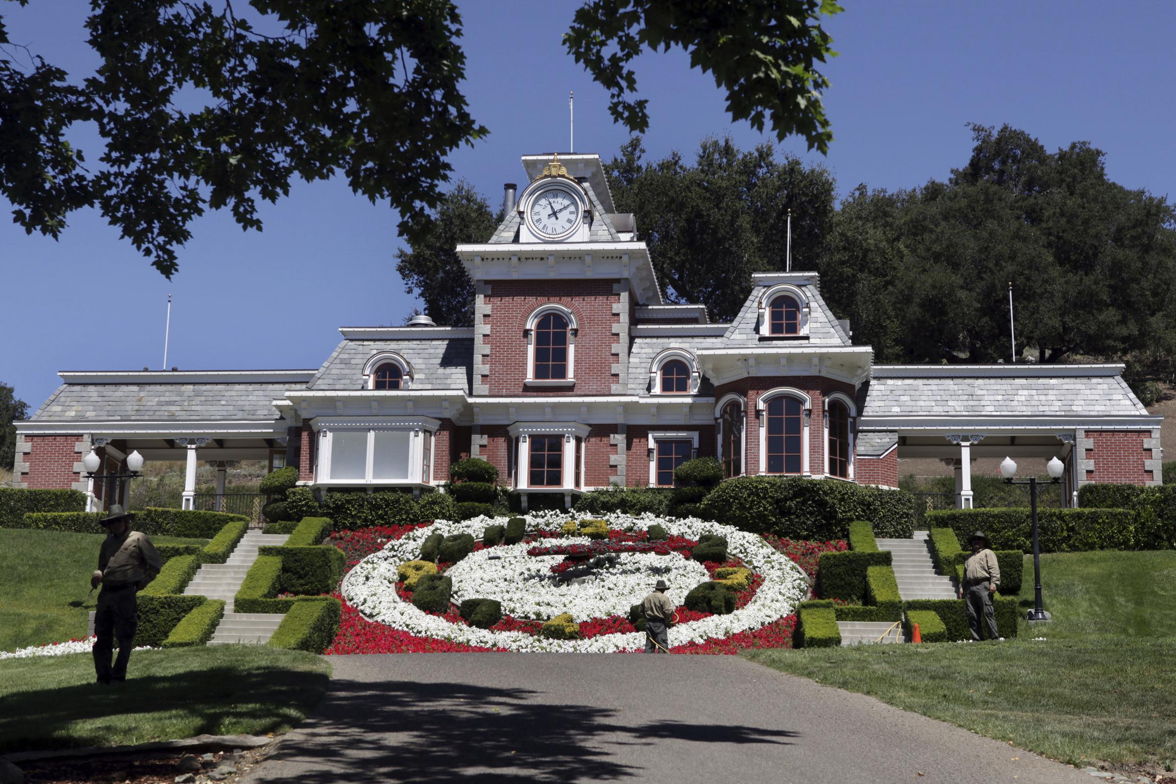 Michael Jackson's Neverland Ranch back