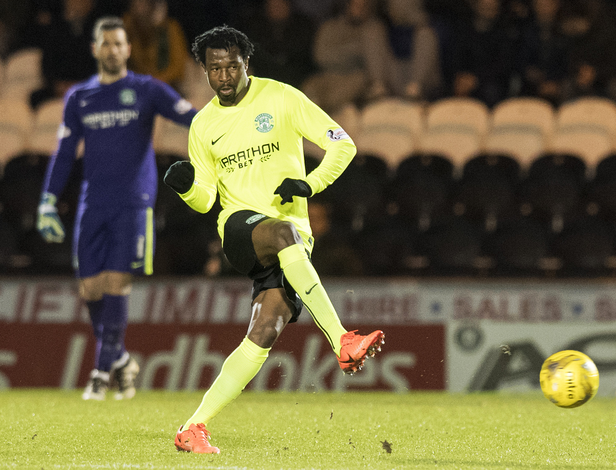 The big interview: Efe Ambrose opens up on being booed by Celtic fans, the genius of Brendan Rodgers and wanting to be Scottish