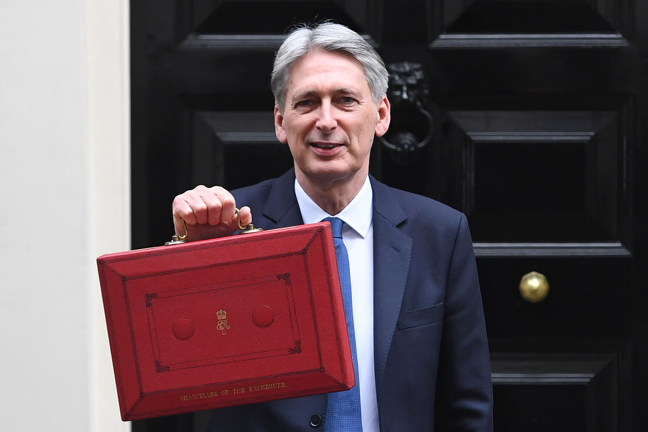 Chancellor Philip Hammond will deliver his second Budget later this year