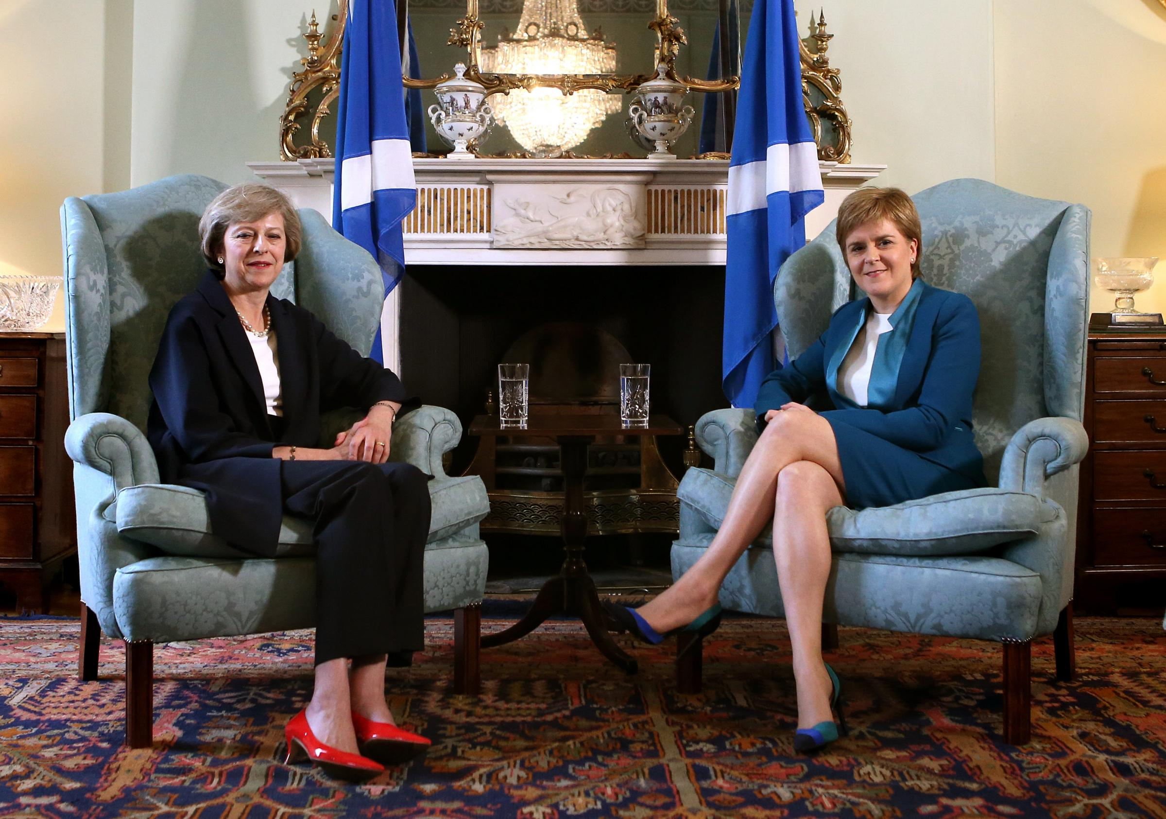 The rhetoric between Theresa May and Nicola Sturgeon is likely to intensify after Article 50 is invoked