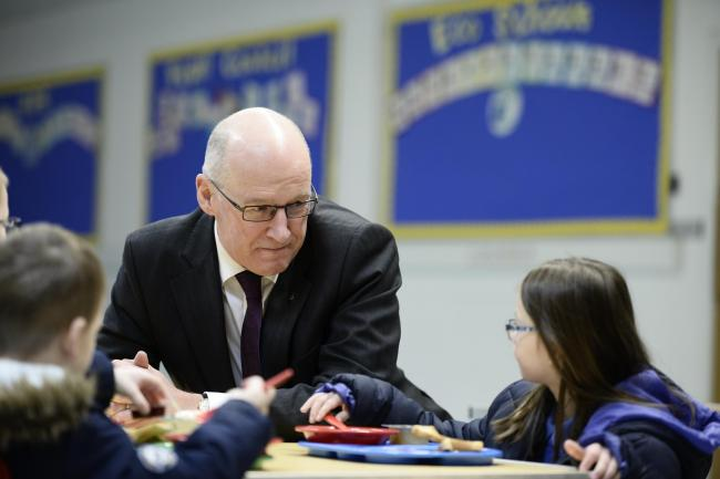 John Swinney, the Education Secretary, had wanted the fund to help pupils in deprived areas