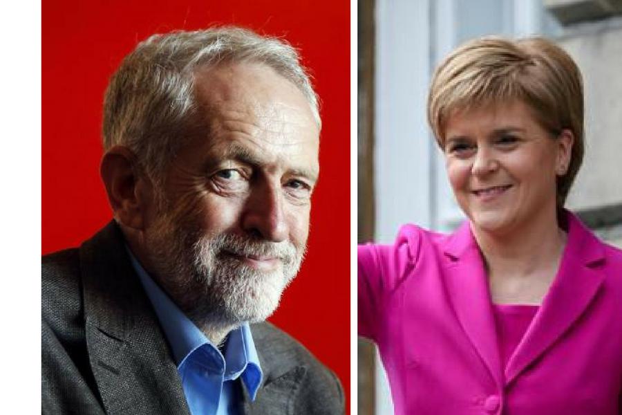 Jeremy Corbyn interview transcripts on second Scottish referendum