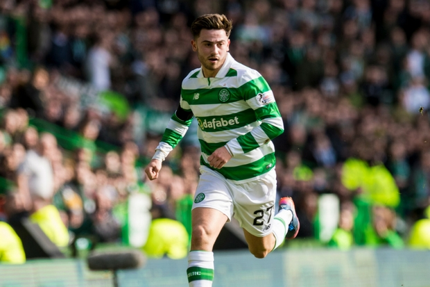 Patrick Roberts says an unbeaten season with Celtic would be 'one of the most remarkable things I've done'