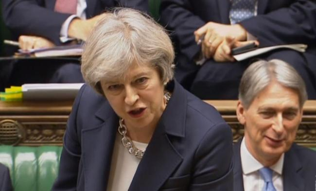 Deep bonds: May tells MPs we have