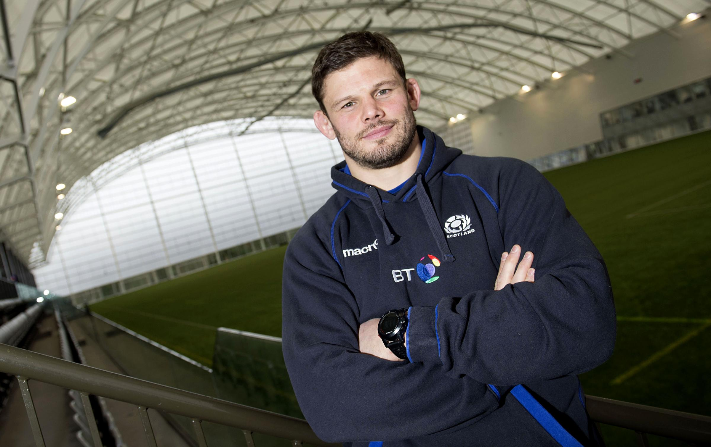 Scotland's Ross Ford looks ahead to their final Six Nations match against Italy.