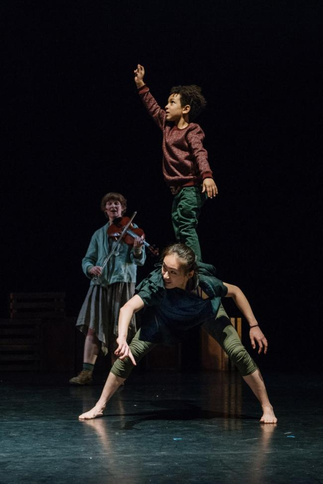 Dance review: Wolves at Tramway, Glasgow
