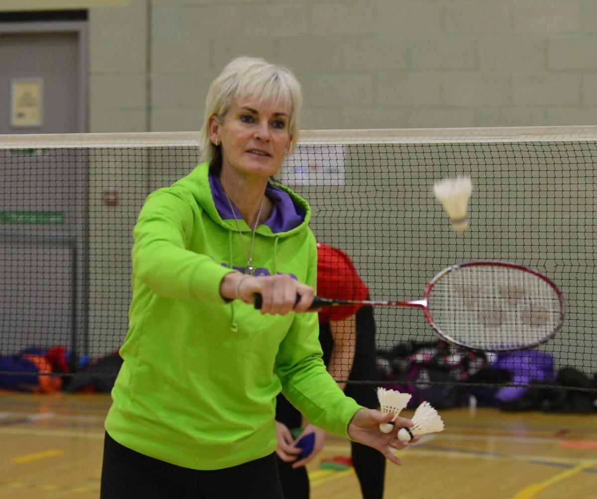 Anyone for badders Judy Murray calls on Scottish sports munity