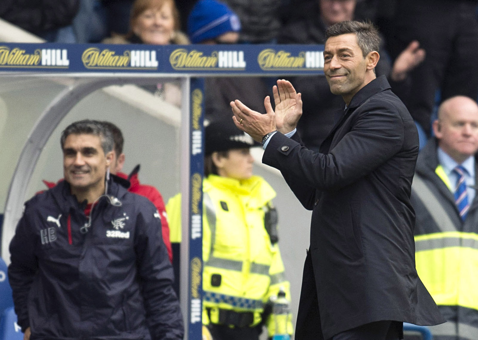 Dave King: Rangers must challenge Celtic in Pedro Caixinha's first full season at Ibrox