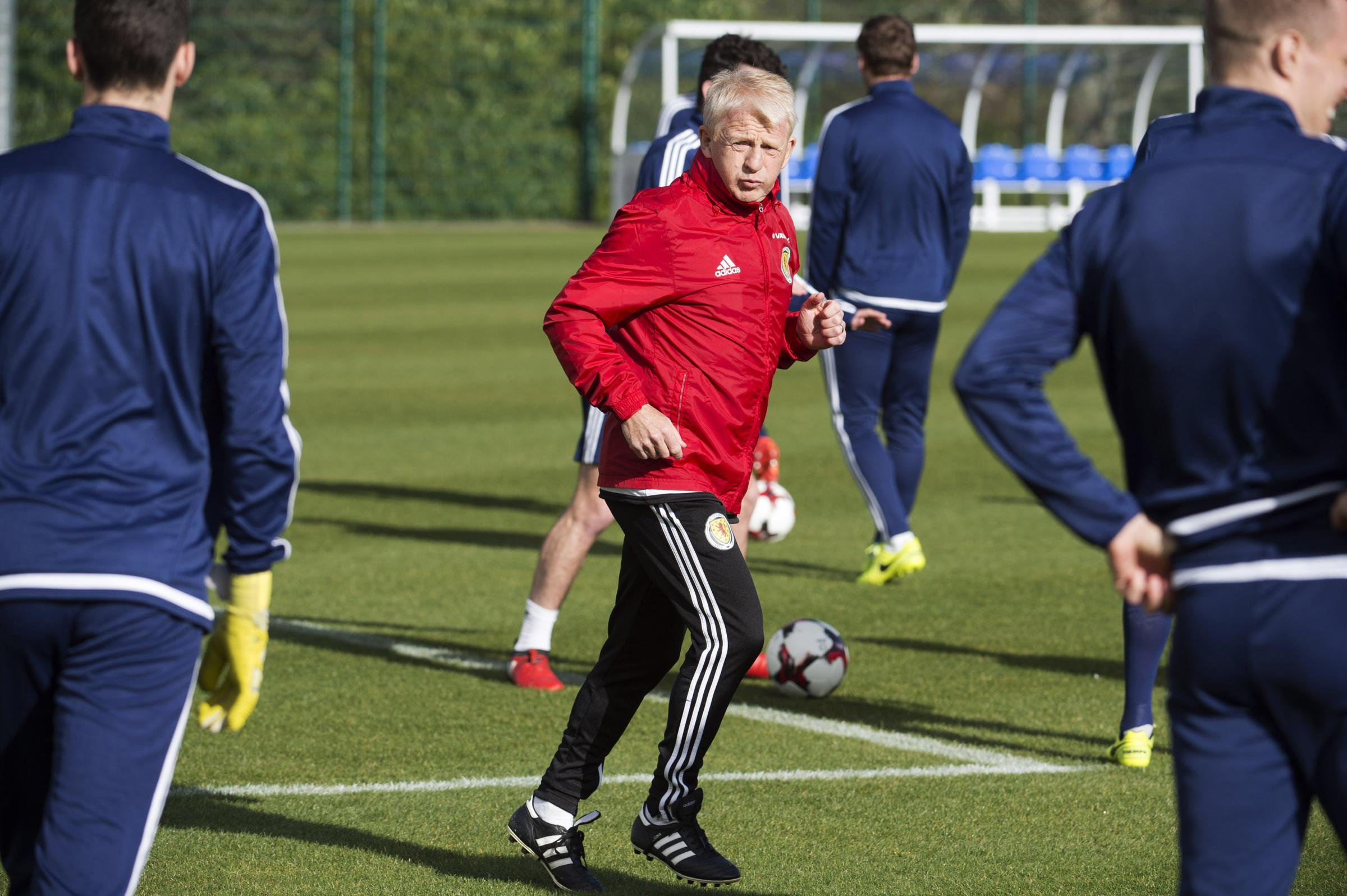Lack of experience won't stop Gordon Strachan demanding goals from Stuart Armstrong on his Scotland bow
