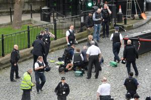 Westminster terror attacker named as Khalid Masood