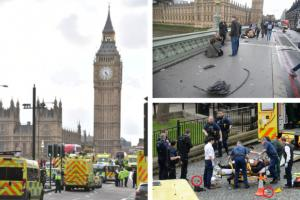 'I saw the car too late to flee': Pedestrian hit in Westminster Bridge attack tells of horror