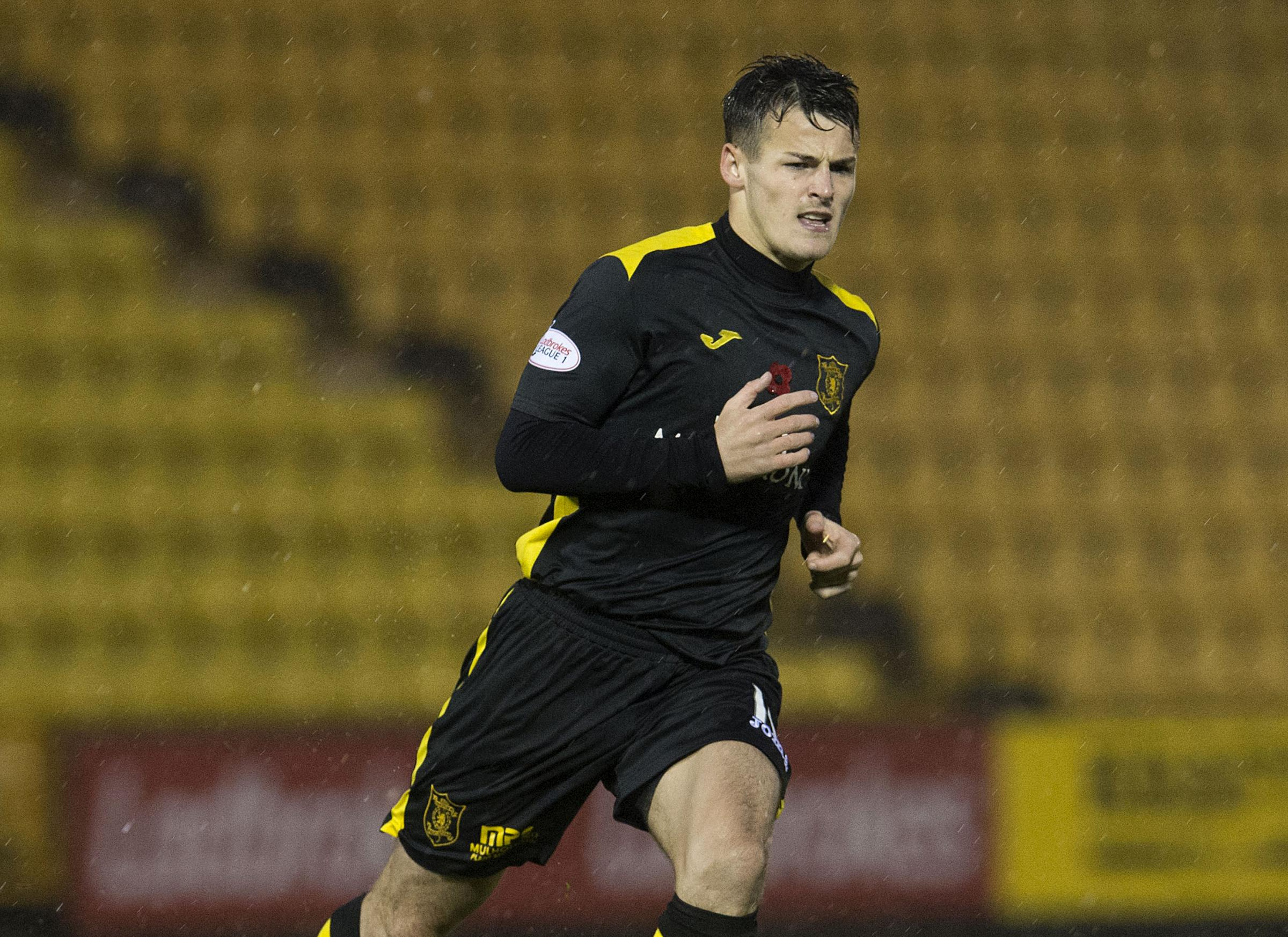 Ladbrokes League One: Livingston have eyes on title after Danny Mullen's double helps beat Airdrie