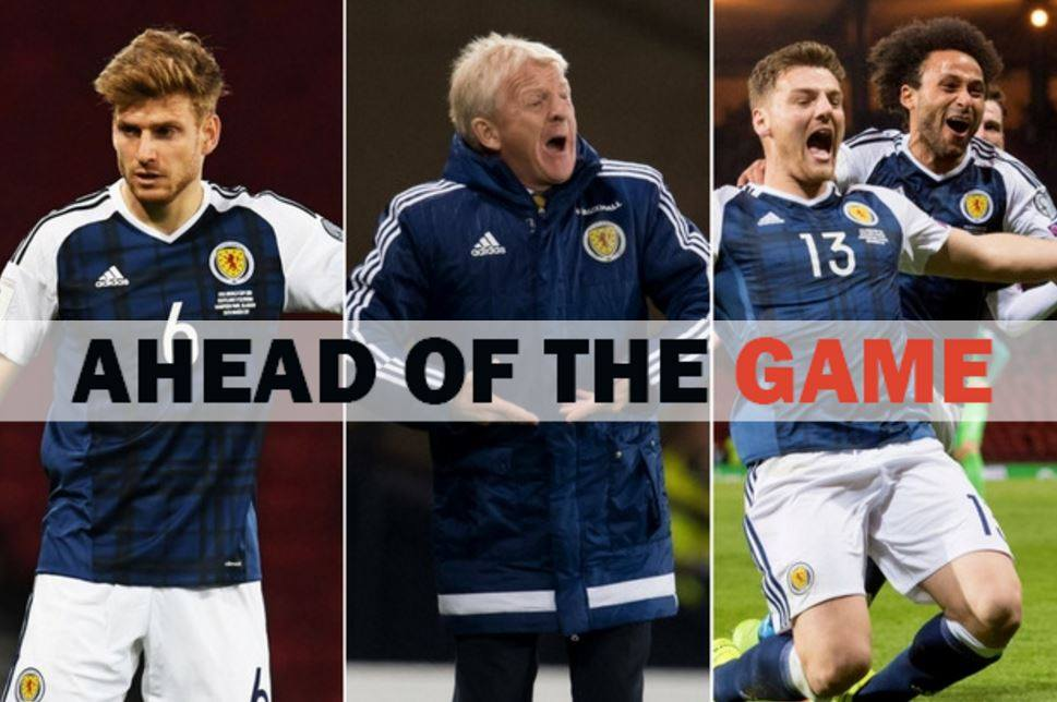 Ahead of the Game: Chris Martin secures vital win for Scotland as Celtic's Stuart Armstrong makes impressive debut
