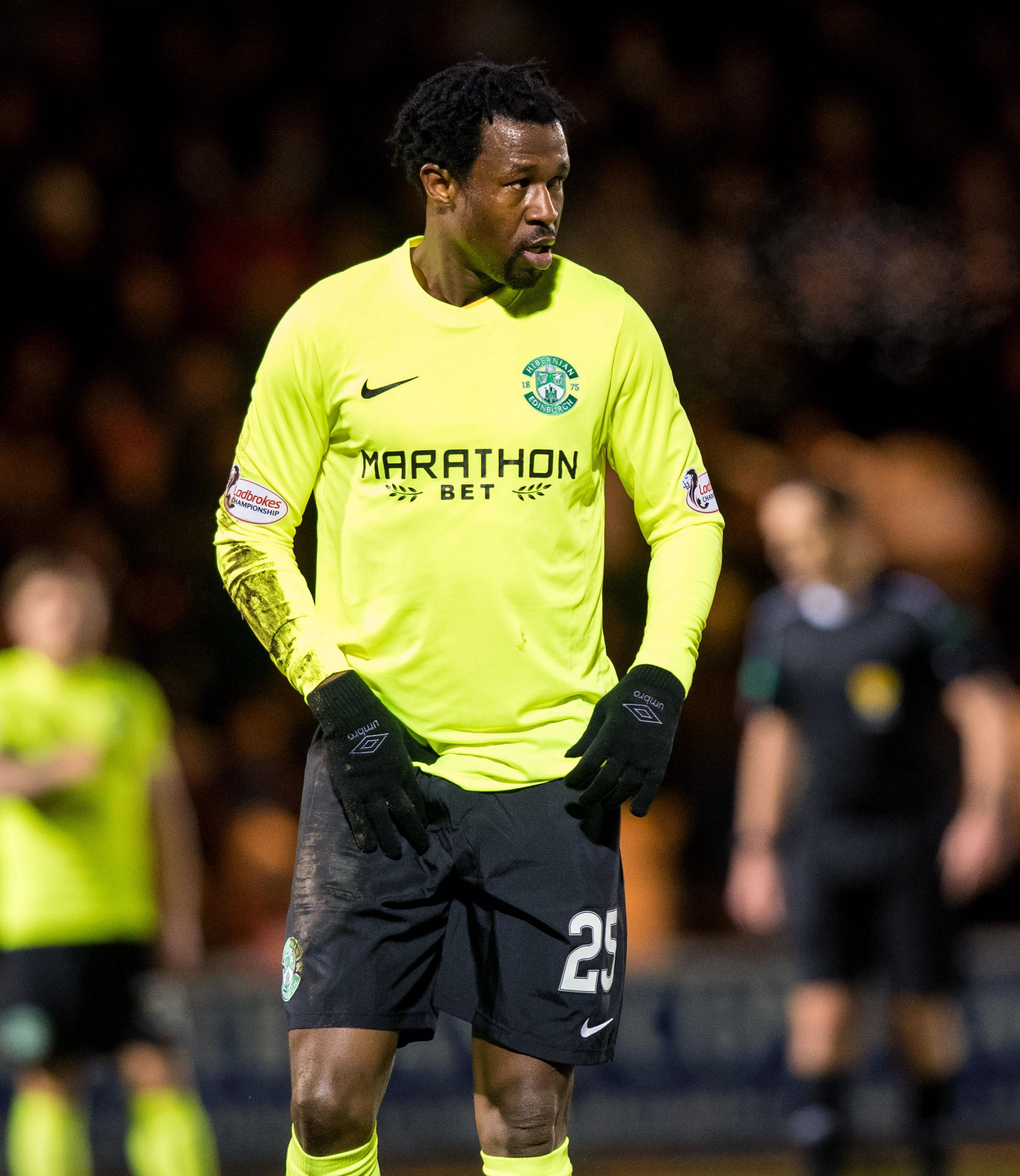 Efe Ambrose has been a big hit, says Neil Lennon