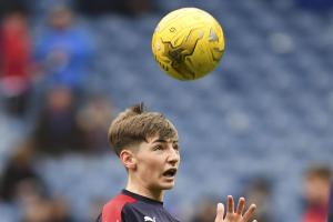 Rangers' Billy Gilmour is wanted by Chelsea and a host of other clubs